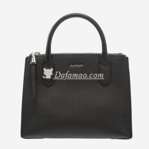 白珍熙同款黑色手提包